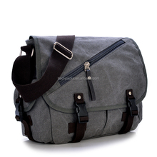Designer Large Cotton Men Canvas Bag Laptop Military Tactical Messenger Bag Big Army Shoulder Men Messenger Bag