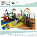 2013 outdoor playground plastic slide