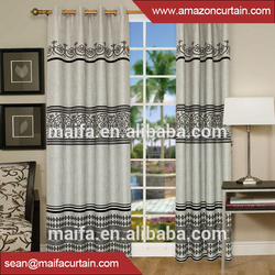 Latest Window Design 2016 Hot Sales Best Price Keqiao Fabric Curtains In Lahore Pakistan