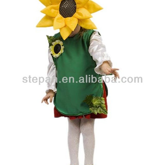Children Sunflower Costumes