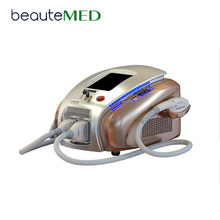 Chinese supplier best salon equipment tattoo removal laser shr hair removal machine for sale