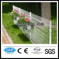 Wholesale China CE&ISO certificated decorative iron garden fencing(pro manufacturer)