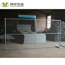 Factory Direct High Quality Chain Link Temporary Fence Galvanized