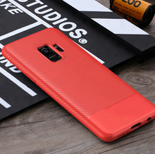 Newest design for man Fabric carbon Pattern waterproof recycled Soft TPU Phone Cover Case For Android phone case