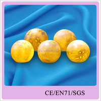 real wax led flameless ball candle