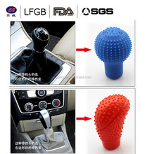 Car Silicone Automatic Lever Universal Gear Shift Knob Cover /car shift silicone cover