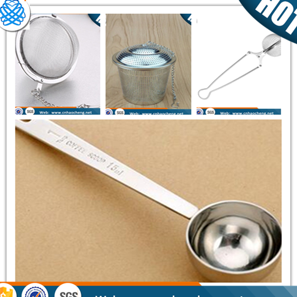 Hot sale Stainless steel wire mesh tea filter basket for tea plunger