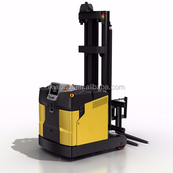 IKV AGV Forklift for Shoes Warehousing