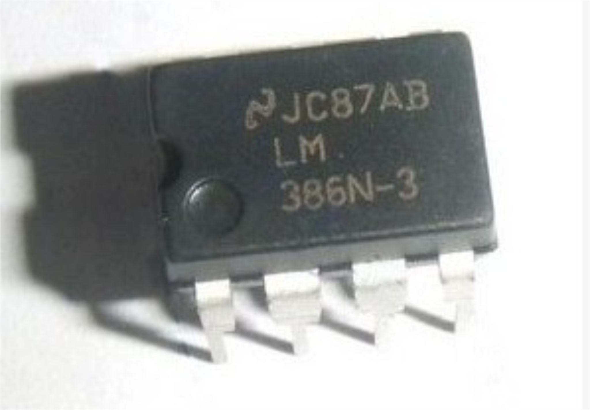 Cheap Ic Lm386 3 Find Deals On Line At Alibabacom Working Operation Of Audio Amplifier Get Quotations Lm386n 3lm386 Frequency Dhdz
