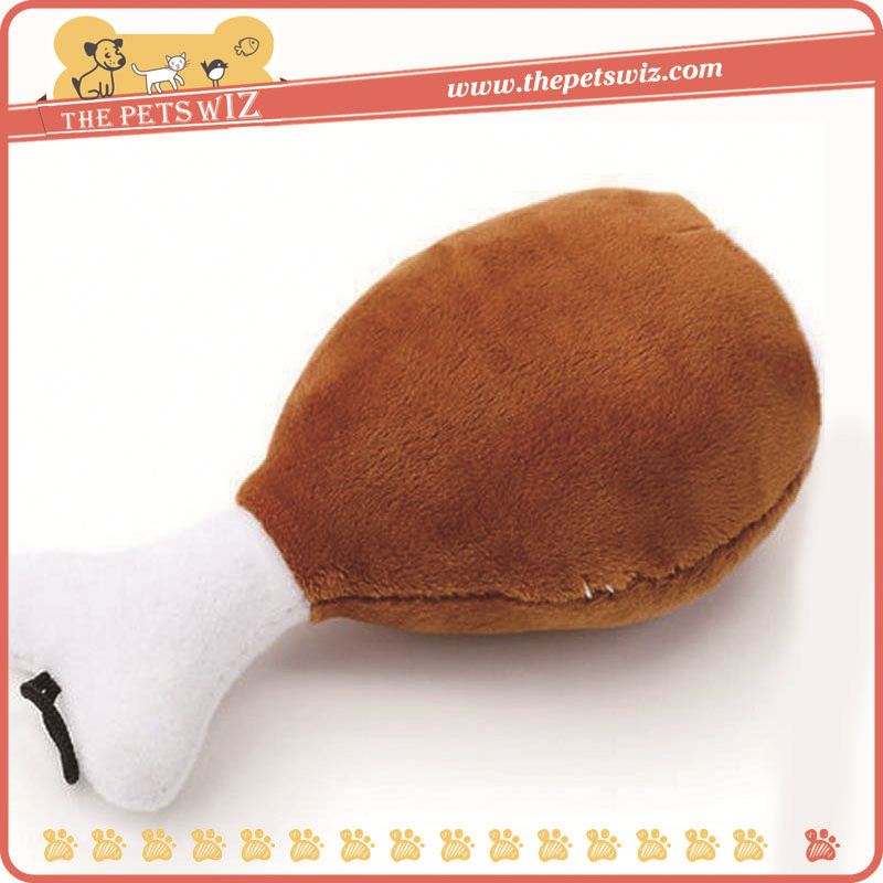 Promotion gift ,p0wtm plastic chicken leg for sale