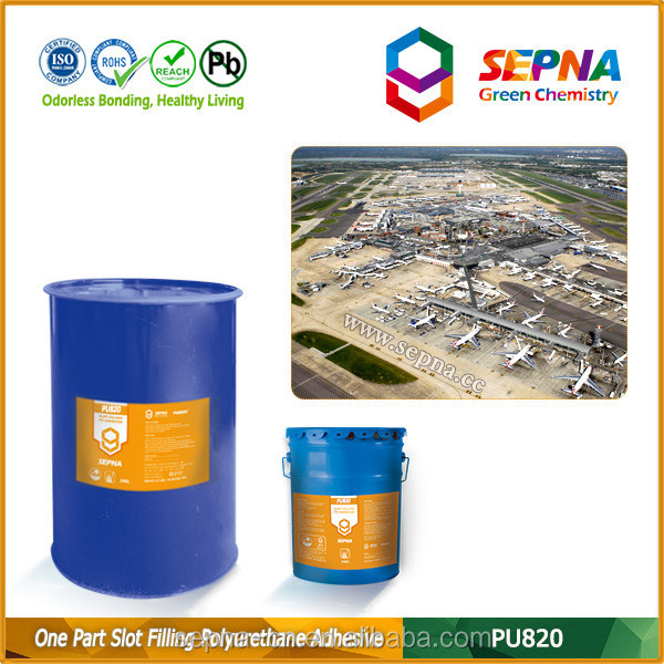building construction and pavement used chemical polyurethane sealer bonding adhesive