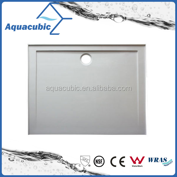 Sanitary Ware Australia SMC Solid Surface Shower Tray/Shower Base (ASMC9090-3)
