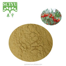 Factory supply natural chinese wolfberry extract powder