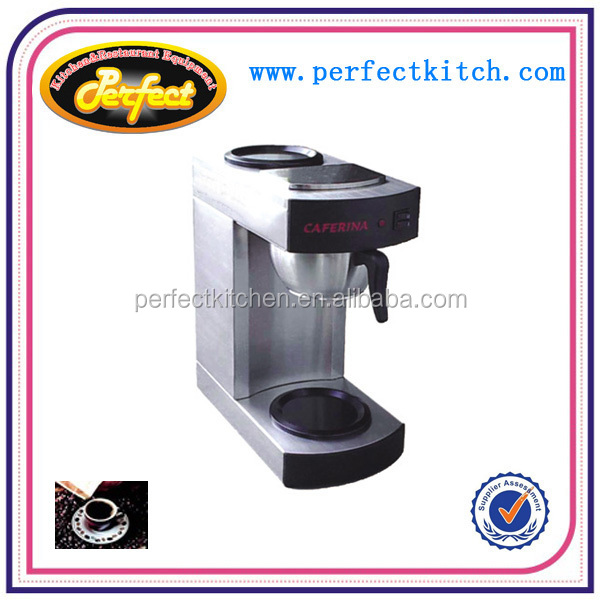 Autoatic industrial coffee machines /a coffee maker with small capacity