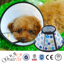 Comfortable Dog Wound Healing Cone Flower Pet Health Elizabethan Collar