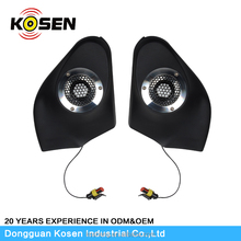 Manufacturer hot selling good quality 20mm white PE foam tweeter in car horn