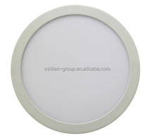 2016 hot sale cheap price round led panel light 32W warm/white color 225mm