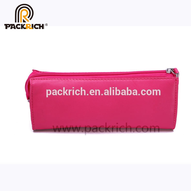 Customed Hot Popular Pu Cosmetic Bag Case Lady Makeup