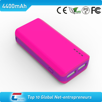 polymer dual USB battery 5600mah portable charger oem power bank mobile charger