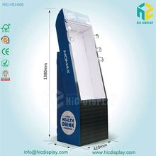 hook mobile phone accessories display rack product display stand