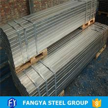 galvanized shs ! 45*45 galvanized square steel tube galvanized square steel tube for drink water