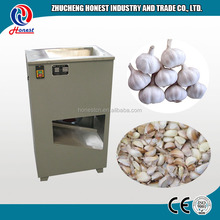 CE ISO Certificate Price Of Garlic Peeling Machine