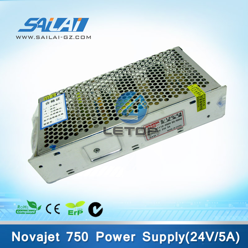 Wholesale!!!24v power supply for encad printer novajet 750