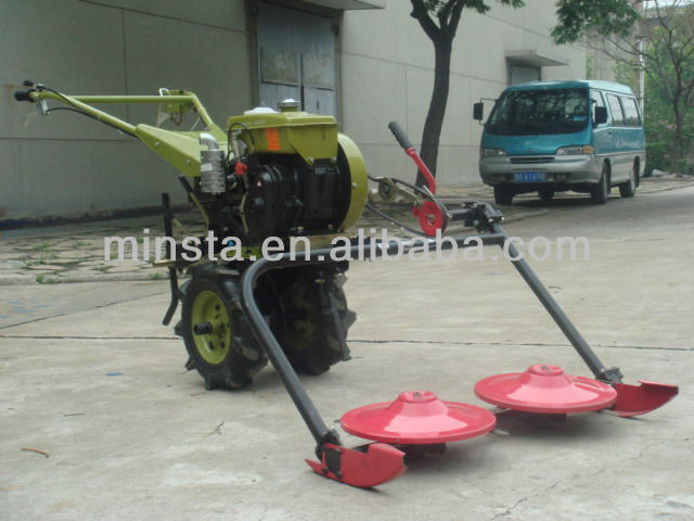hot sell mechanical grass cutter