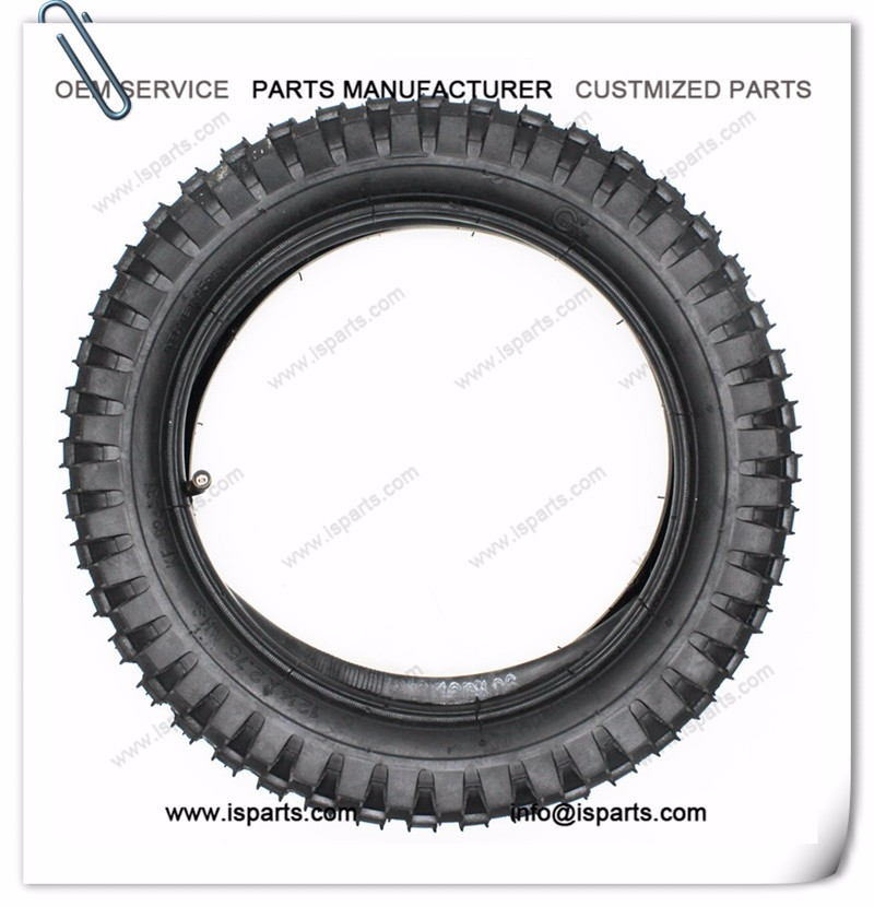 12.5 x 2.75 Tire/Tyre + Tube Mini Dirt Bike Tire For Sale