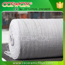ceramic fibres insulation high temperature cloth