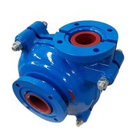 4 inch horizontal centrifugal slurry pump used in mining