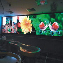 true color live video P10 led display