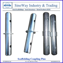 High Quality Frame Ringlock Scaffolding Spigots Cuplock Joint Pins/Coupling Pins for Sale