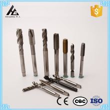 Alloy steel or hss tap wrench die wrench DIN 352 hand taps machine taps and Dies for creating screw metric tap and die set