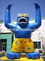 Inflatable Gorilla,Aadvertising Inflatable King Kong K2058