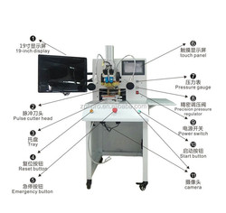 Professional Repair Machine For iPhone Galaxy Repair Machine LCD Flex Cable Ribbon FPC Pulse Repair ACF Machine with LED Display