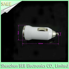 5V 1000MA car charger usb output for samsung S4 S3