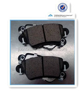 Auto brake pads for luxgen