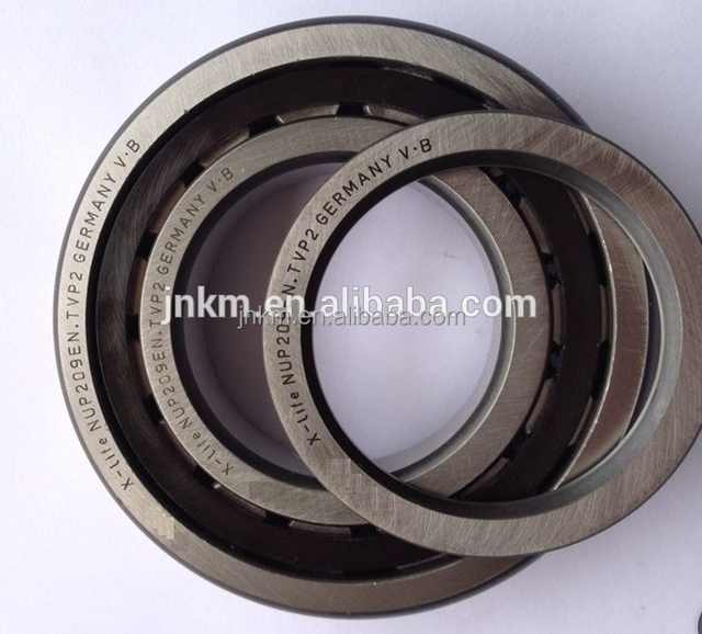 Cylindrical roller bearing price NUP209 for mechnical equipment