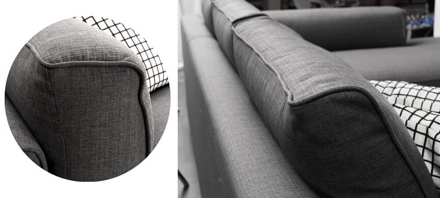 2015 소파 새로운 디자인 현대적인 최신 디자인 소파 세트 거실 ...