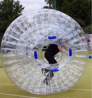High quality inflatable body zorb ball, inflatable ground zorb ball, human hamster ball for sale