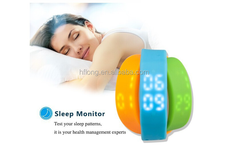 Christmas Sleep Monitoring Fitness Tracker Smart Bracelet For Kids