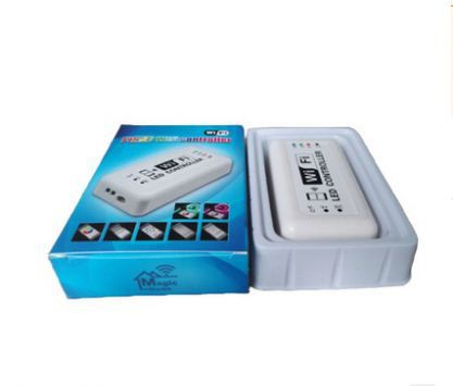 Greeshine 2.4G touch screen wifi led rf rgb controller,universal remote control