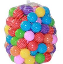 children Toy Plastic Pit Balls macaron coloured pool plastic ball inflatable baby pool and ball pit