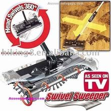 electric sweeper as seen on TV