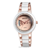 New Trend Design Quartz Fashion Stylish Nusical Note Famous Brand Watches