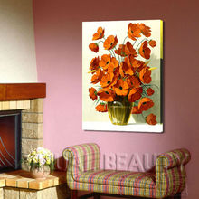 Impressionism Painting 3D Wall Mural China Decor Painting