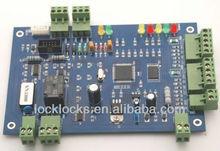 TCP/IP remote Internet single door access Control board with double directions
