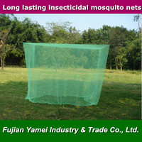 Hot Sell Beauty Treated Rectangular Mosquito Net Canopy Bed for an Adult