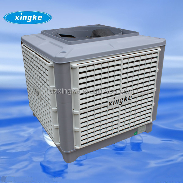 evaporative air coolers Industrial fan air cooler/air handling unit/air conditioner remote control